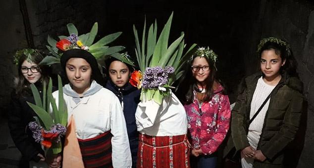 #Kosovo #Metohija #Običaj #Lazarice #Tradicija #Orahovac #VelikaHoča