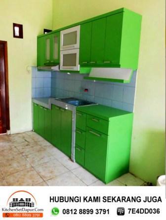 Tukang kitchen set ciputat pembuatan kitchen set for Tukang kitchen set