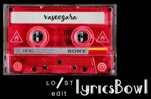 Vaseegara Lyrics | LyricsBowl