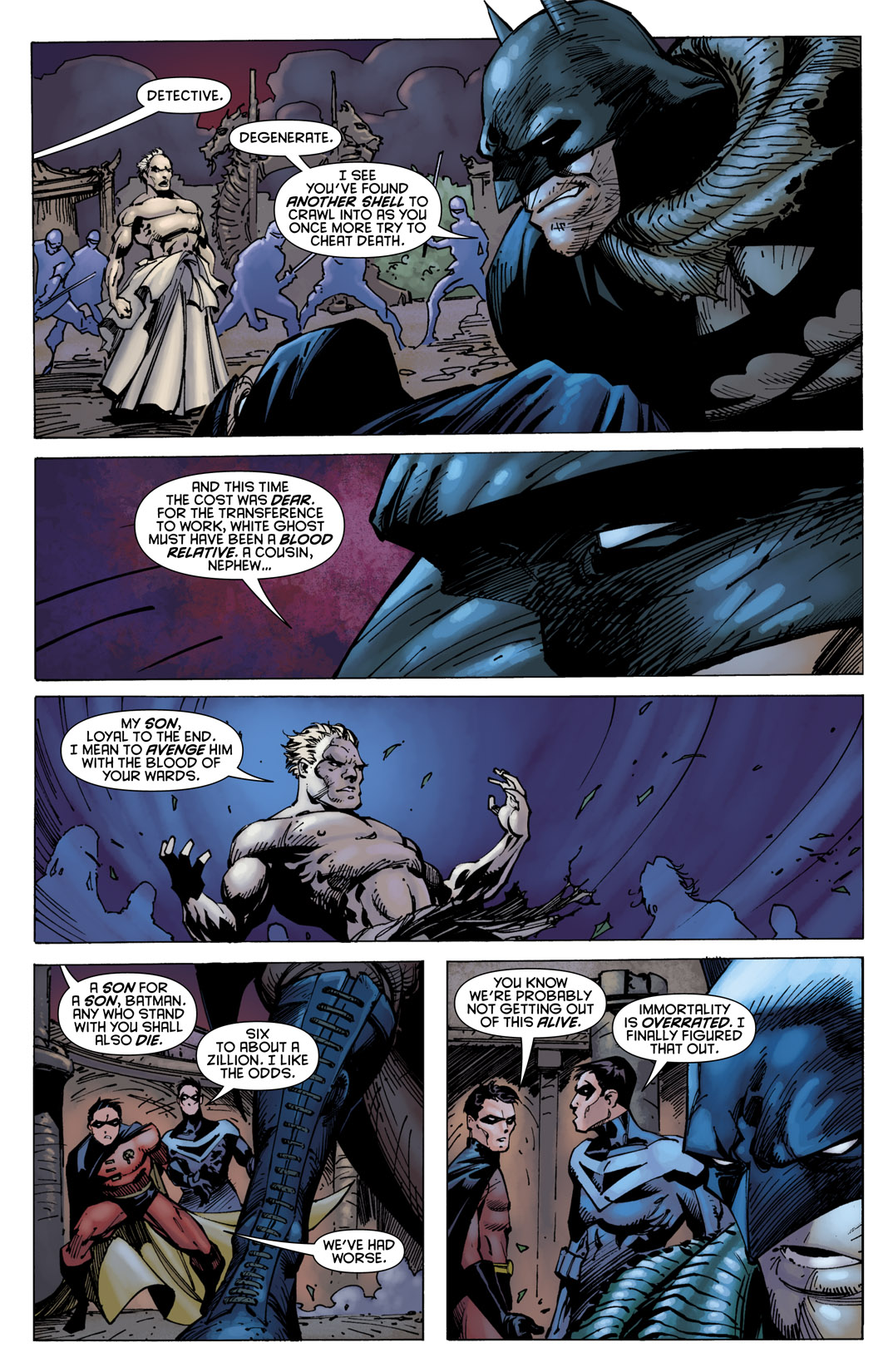 Detective Comics (1937) 839 Page 12