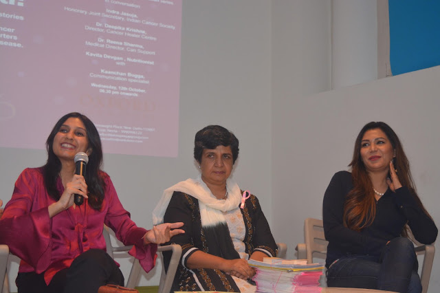 Kavita Devgan, Dr. Reena Sharma & Deepika Krishna