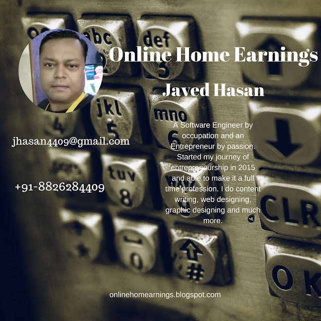Online Home Earnings - Contact Us