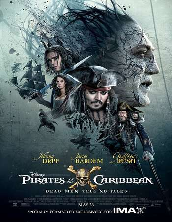 Pirates of the Caribbean Dead Men Tell No Tales 2017 Hindi Dual Audio Full Movie HDTS Download