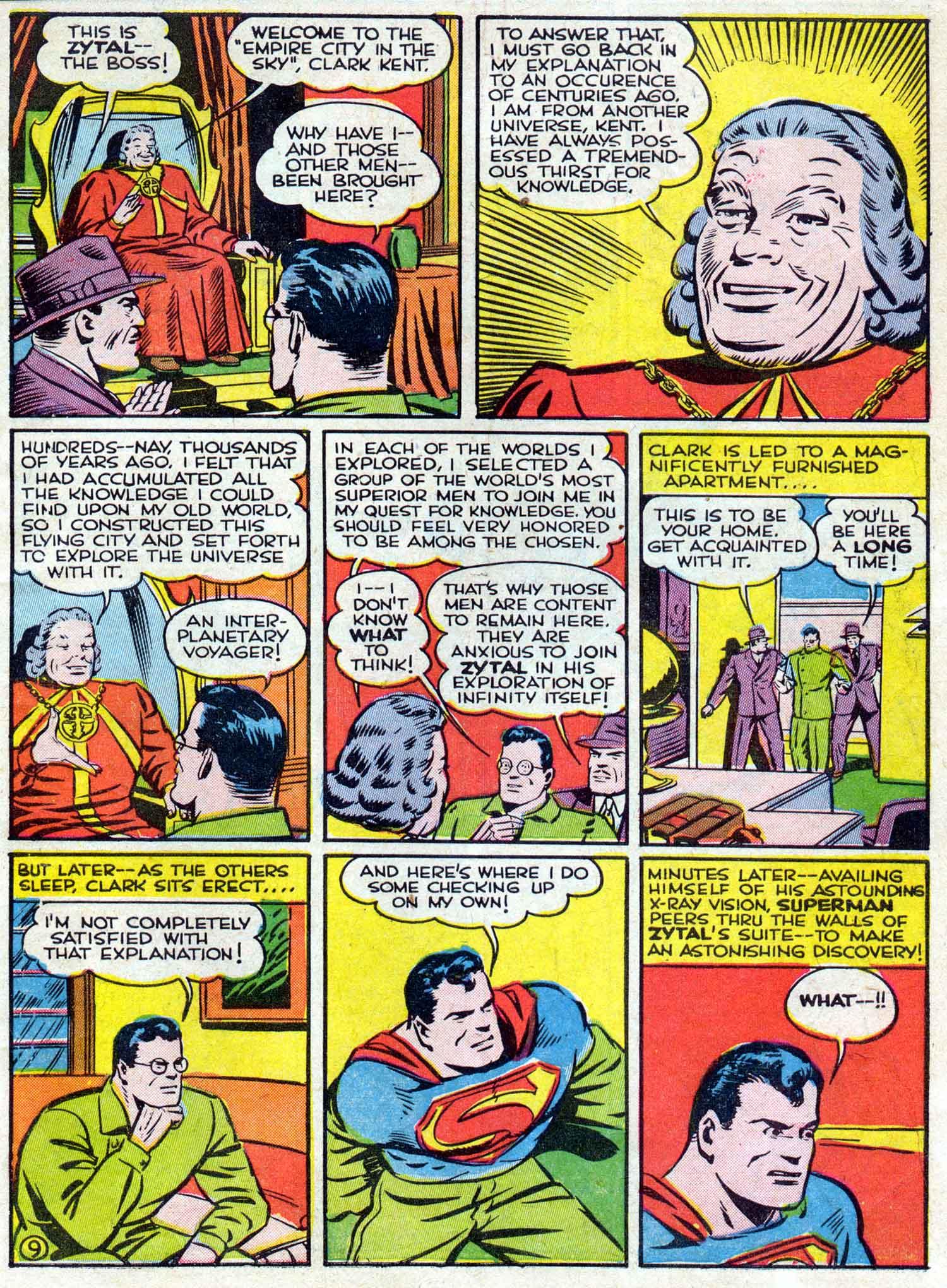 Action Comics (1938) 42 Page 9