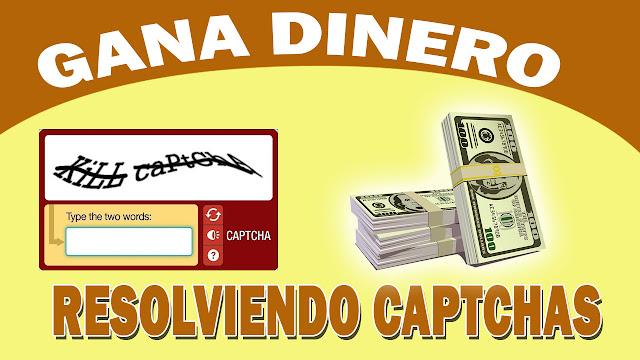 Ganar dinero resolviendo captchas con 2Captcha
