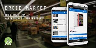 Download DroidMarket v2.0.0- marketplaces app with CMS