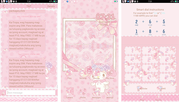 Oppo Theme: Oppo Melody Heart Theme