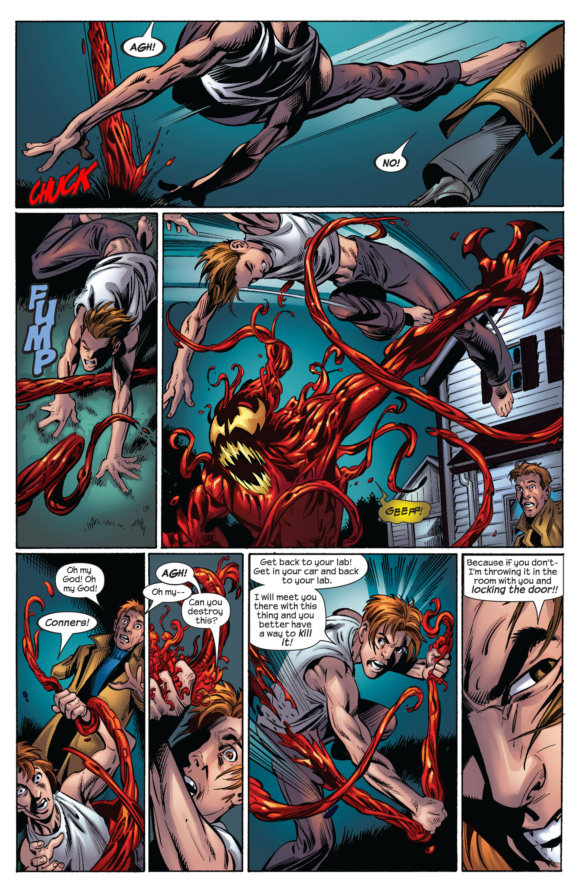 Read online Ultimate Spider-Man (2000) comic -  Issue #64 - 5