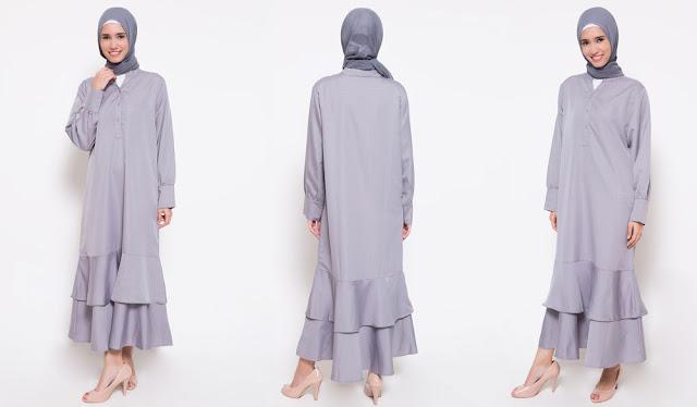 Ingin Terlihat Formal Saat Mengenakan Baju Gamis