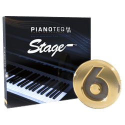 Pianoteq STAGE v6.2.2 Full version