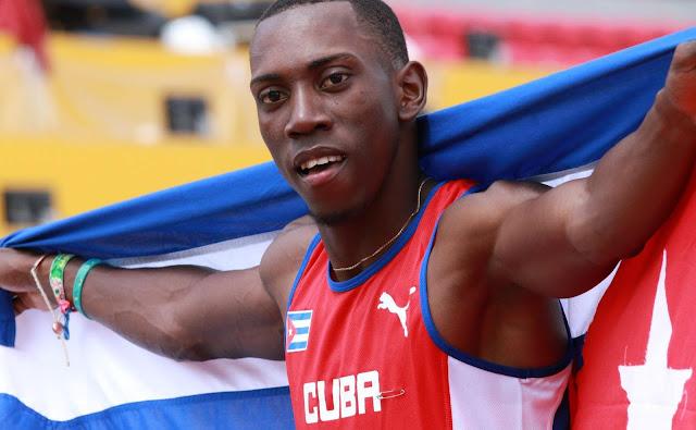 El indómito, de 23 años, se encuentra totalmente recuperado de la lesión que le impidió intervenir en los Juegos Olímpicos de Río de Janeiro