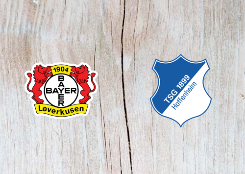 Bayer Leverkusen vs Hoffenheim - Highlights 03 November 2018