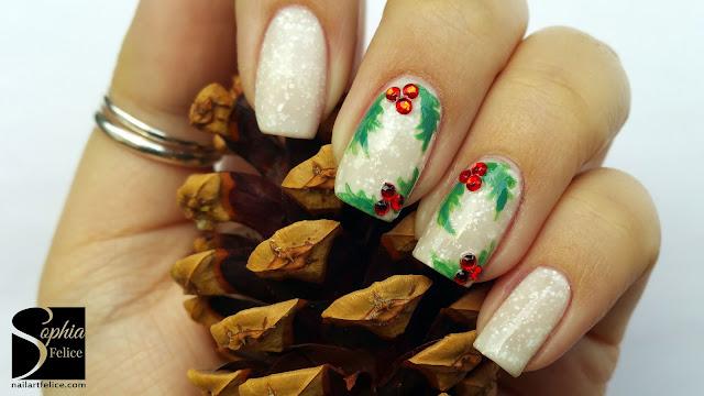 nail art natale_10