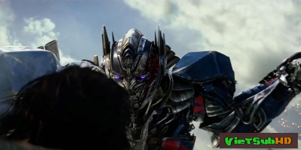 Phim Robot Đại Chiến 5: Kỵ Sĩ Cuối Cùng VietSub HD | Transformers 5: The Last Knight 2017