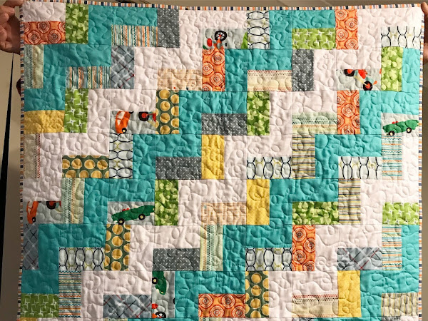 QUILTING: Step in Time