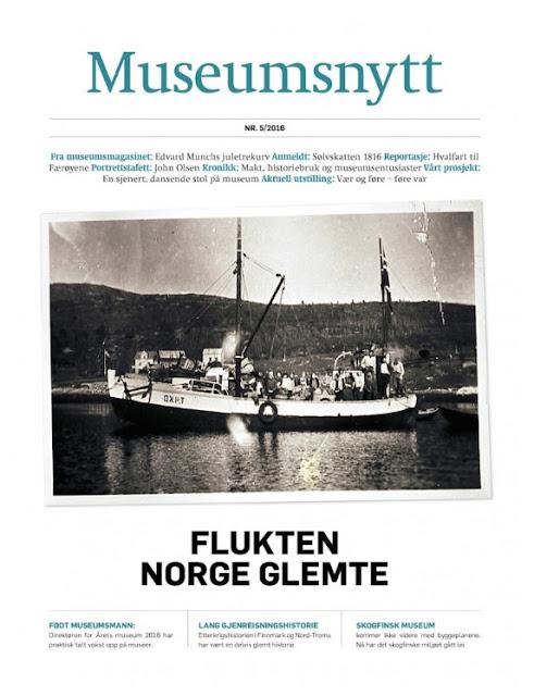 norsk nettside Hammerfest