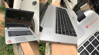 laptop gaming hp envy 17 core i7