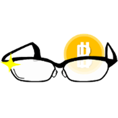 Glasses man, start a virtual currency
