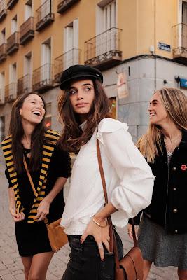 Esprit, Instagram, Instagramer, Itziar Aguilera, Melissa Villareal, Carlota Weber, Irina Sasia y Maialen de Arroiabe, Manuela Soriano, fashion, woman,
