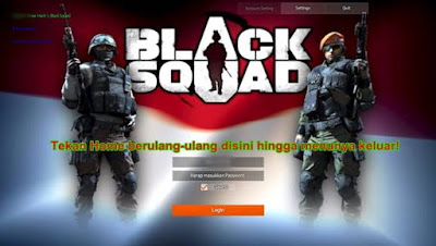 PKL Blacksquad Cheat Indobaru