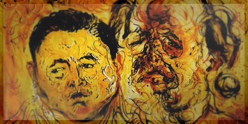 contoh aliran seni rupa ekspresionisme