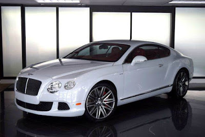 2016 Bentley Continental GT, 12-cylinder, twin turbocharged V8