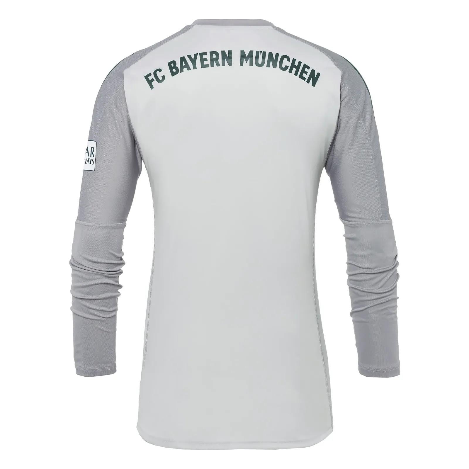 886fa3826dcba Bayern divulga sua nova camisa para temporada que vem  confira ...