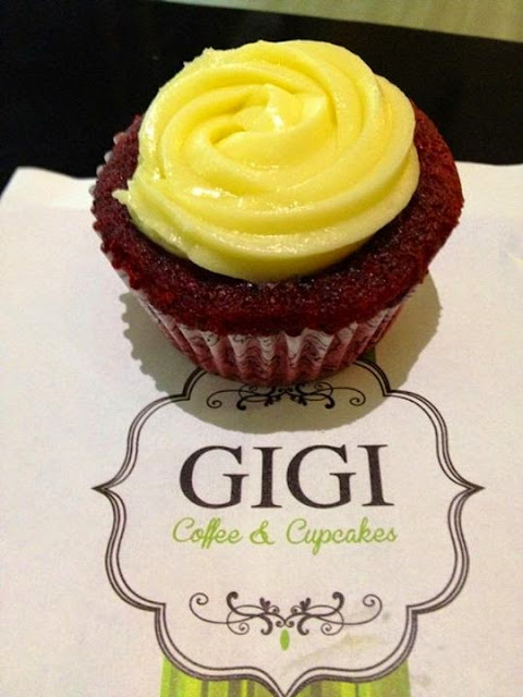 GIGI Coffee & Cupcakes
