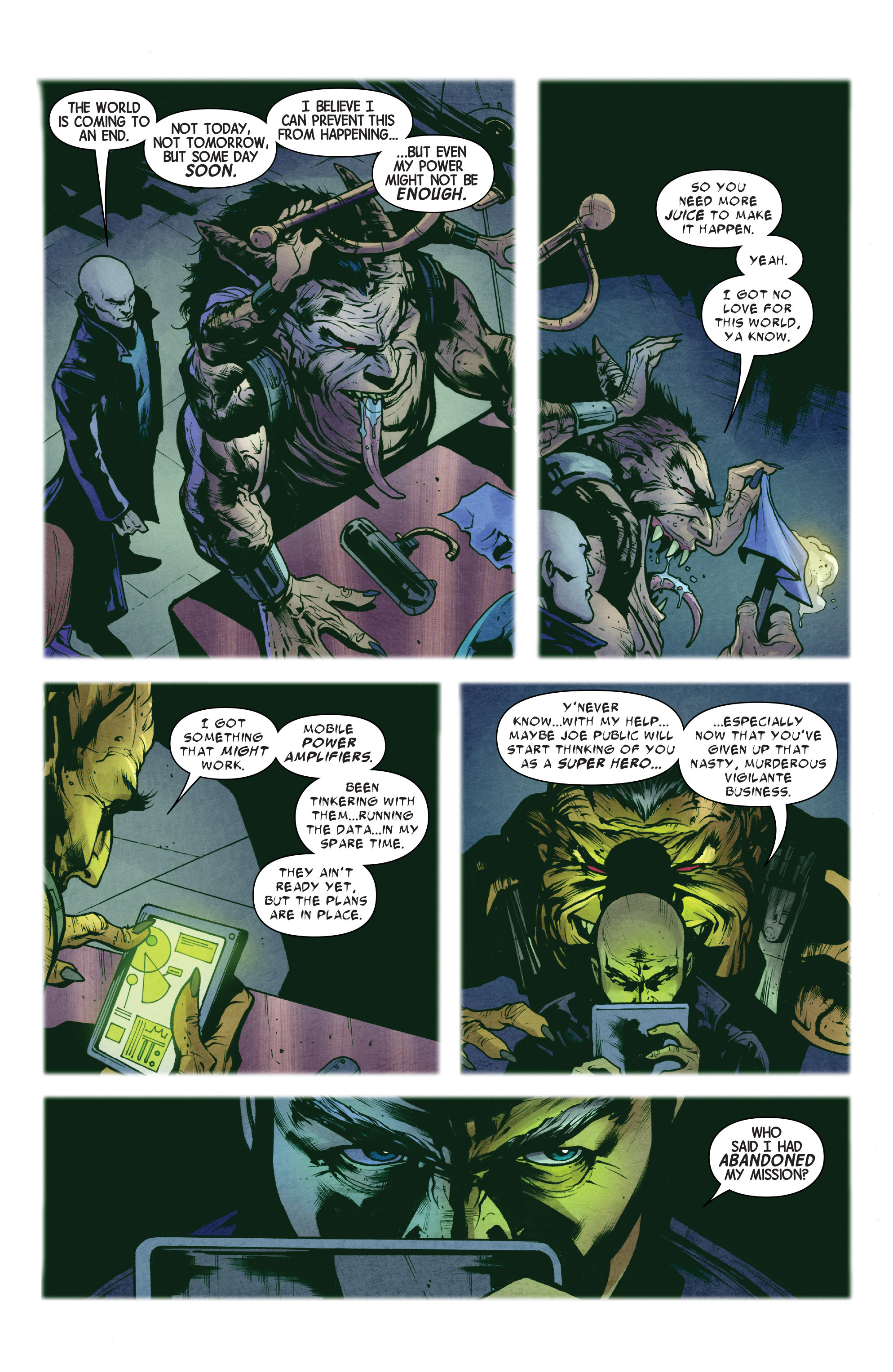 Read online Secret Wars: Last Days of the Marvel Universe comic -  Issue # TPB (Part 1) - 167