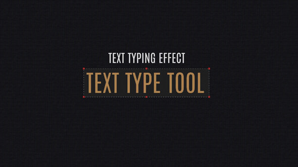 Text Type Tool 11847744 - Free Download After Effects Templates ...