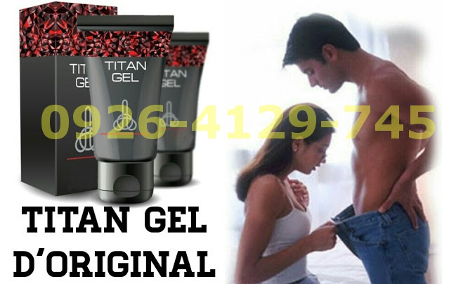 titan gel philippines 0926 4129 745 why titan gel is