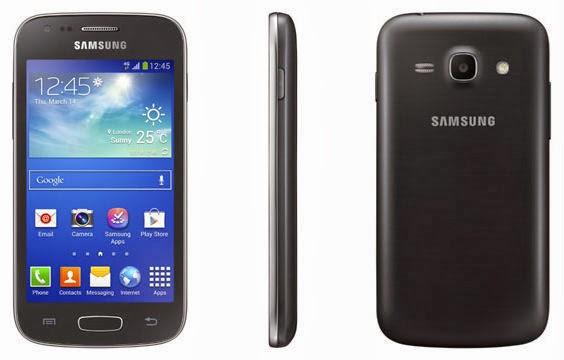 Galaxy Ace 3, Prosesor Dual Core Layar 4 Inch
