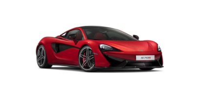 review design mclaren 570S 570 GT car