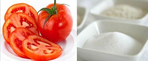 Trị sẹo thâm do mụn với vài lát cà chua tại nhà