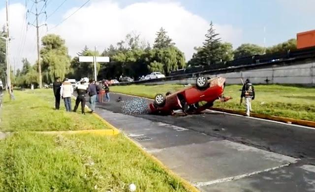 Paseo Tollocan, Toluca, seguridad
