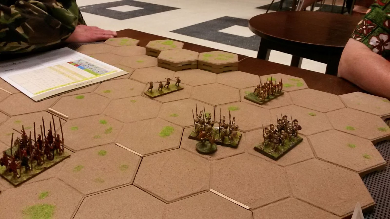 The Games We Play: Tanagra 457BC