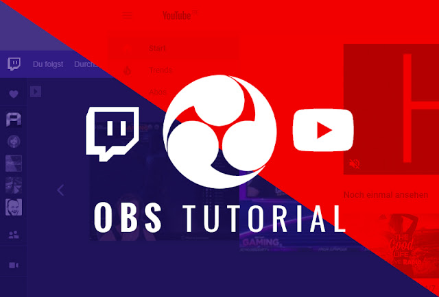 OBS The Perfect Open Broadcaster Solution Recording Studio