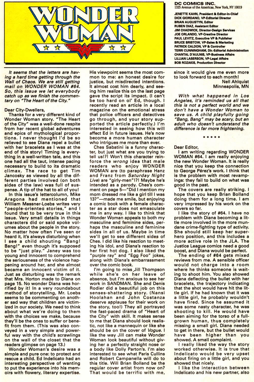 Read online Wonder Woman (1987) comic -  Issue #68 - 24