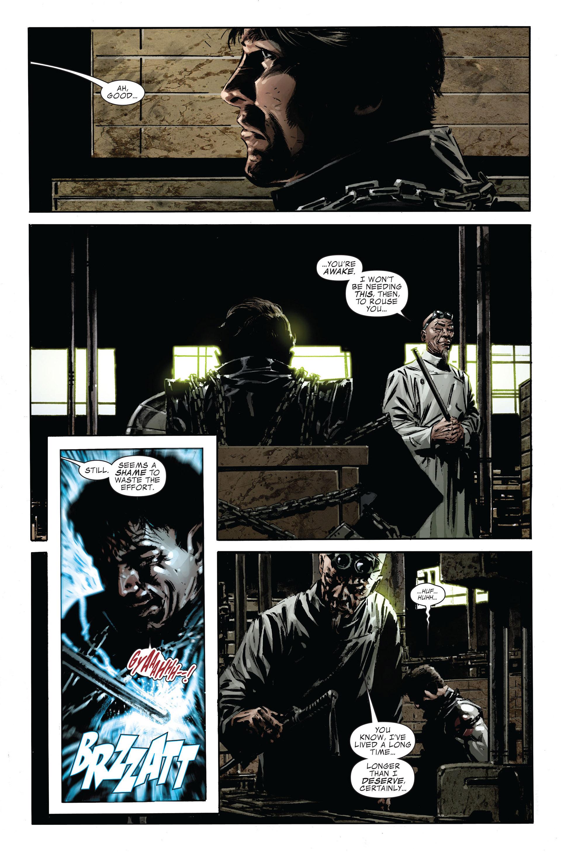 Read online Captain America (2005) comic -  Issue #47 - 15