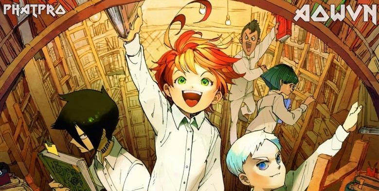 Yalusoku%2B %2BPhatpro - [ Anime 3gp Mp4 ] Yakusoku No Neverland | Vietsub - Siêu Phẩm - Gay Cấn Từng Giây! - Max Hay