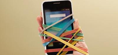 Langkah Sederhana Menghilangkan Ketagihan Smartphone