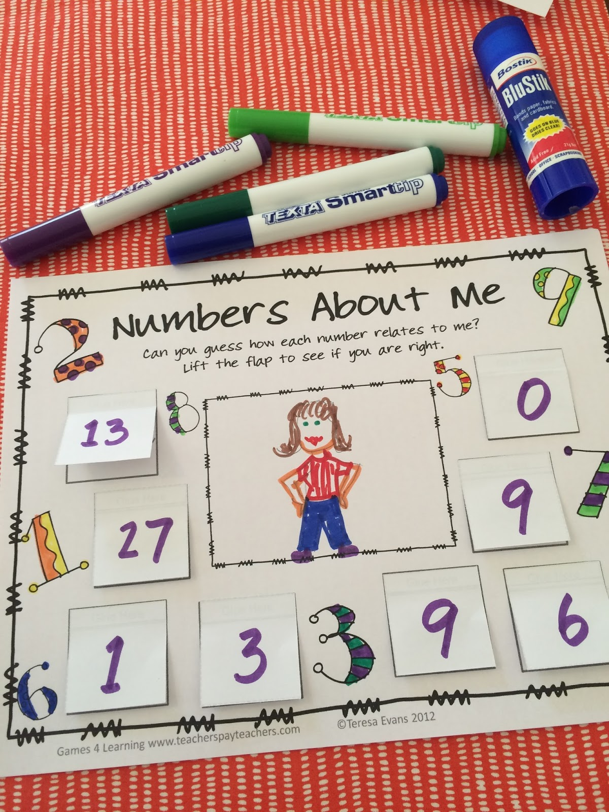 Fun Games 4 Learning August