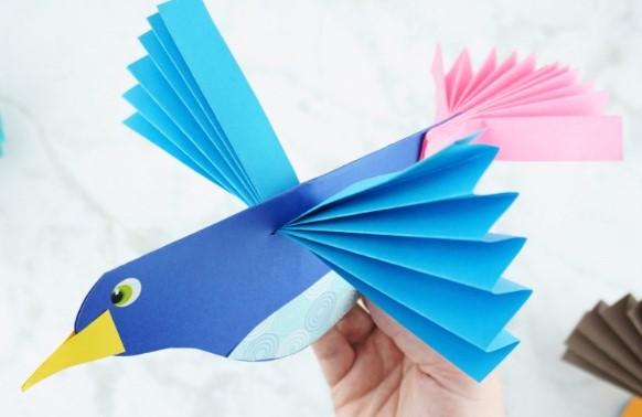 Bird Craft Creativity For Kids