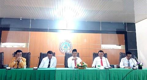 UNP Raih Akreditasi A dari BAN-PT