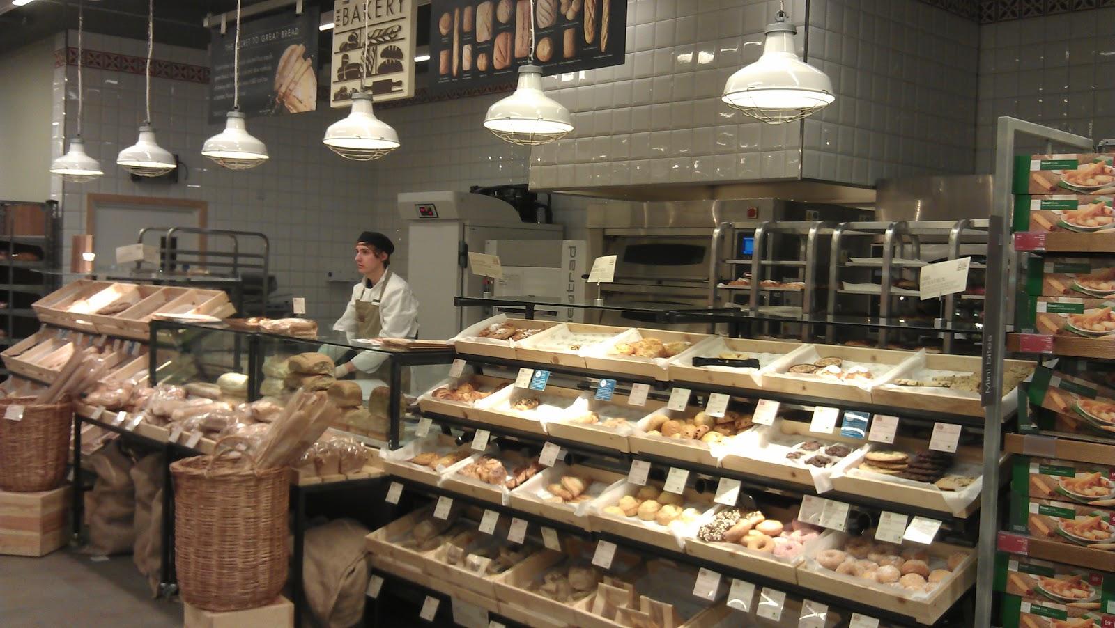 Great Cafes: Supermarket Bakeries