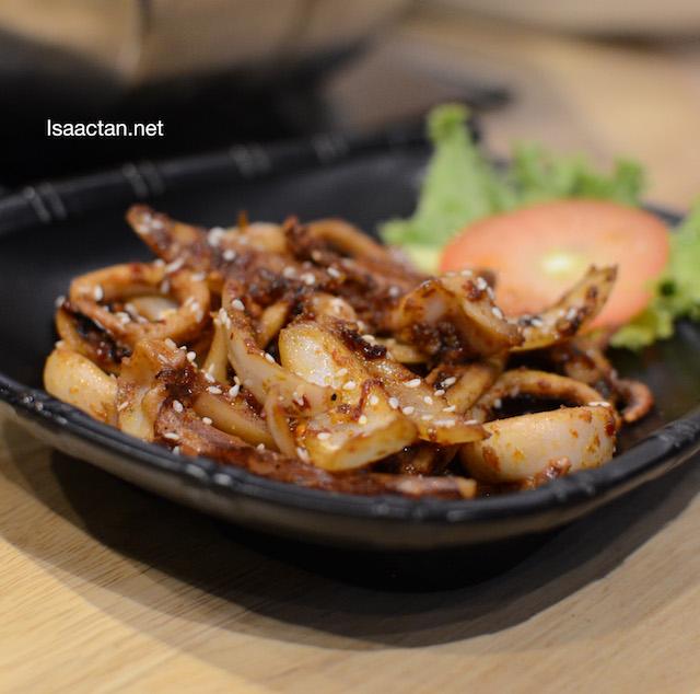 BBQ Squid (57 Style/ Teriyaki) – RM18.80