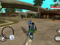 GTA San Andreas Lite v8 MOD APK + OBB Data Terbaru Support All GPU