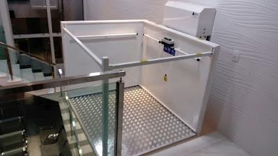 elevadores residenciais e comerciais de acessibilidade