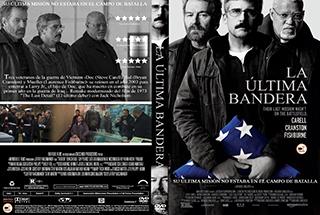 Last Flag Flying - La Ultima Bandera