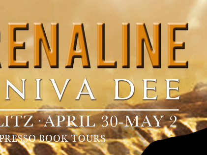 BOOK BLITZ - Adrenaline by Sunniva Dee  **GIVEAWAY**